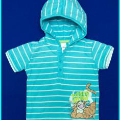 FRUMOS _ Tricou bumbac, marca C&A Disney _ baieti | 12 - 18 luni | 80 - 86 cm, Marime: Alta, Culoare: Bleu