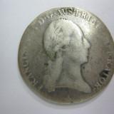 1/2 Thaler 1817 A AUSTRIA argint