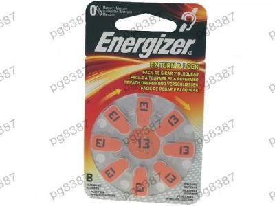 Baterie AC13, R754, zinc-aer, 1,4V, Energizer, pentru aparate auditive-050203 foto