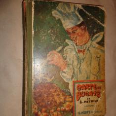 Carte de bucate pentru regimul mixt, vegetarian si pentru diabetici -A. Petrini