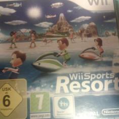 Vand joc wii WII SPORT RESORT, ca nou - Jocuri WII Activision, Sporturi, 3+, Multiplayer