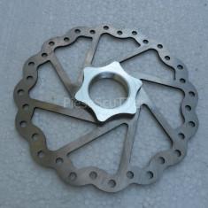 Disc Frana Fata / Spate Bicicleta ( 160mm ) - Piesa bicicleta