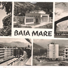 #carte postala(ilustrata)-BAIA MARE