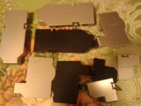 Vand piese nintendo gamecube,capac spate protectie consola
