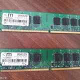 Memorie Ram 2 X 1GB Mushkin DDR2 SP2-6400