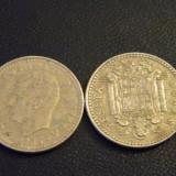 Spania 1 peseta 1975, Europa