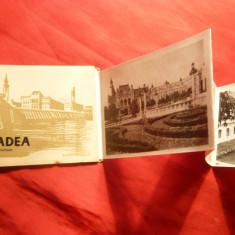 Carnet cu 9 Fotografii Oradea si Imprejurimi : Valea Iadului, Stana de Vale ...- anii '50. - Carte Postala Crisana dupa 1918, Necirculata