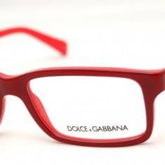 Dolce & Gabbana DG 3148P 2633 autentica - Rama ochelari D&G, Plastic, Rama intreaga, Designer