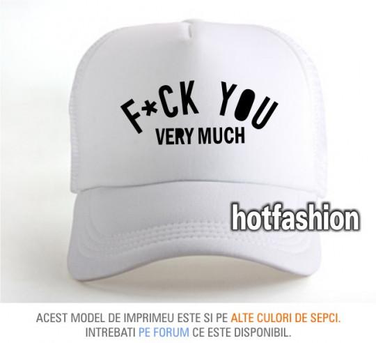 561e1751a89 Sapca fuck you - Cumpara cu incredere de pe Okazii.ro.