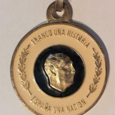 BRELOC SPANIA GENERALUL FRANCO