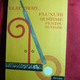 I.Surgean - Electrozi ,fluxuri si sarme pt. sudare - Ed. Facla 1976