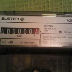 Contor monofazat Elster A200