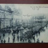 FELDPOST -Inf. Reg. 253 ARNSTADT 1915 - Fotografie veche