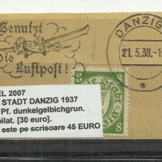 DETSCHES REICH 1937 - 273. 8 Pf.