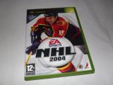 Joc Xbox classic - NHL 2004, Sporturi, 12+, Single player