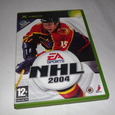 Joc Xbox classic - NHL 2004 - Jocuri Xbox Altele, Sporturi, 12+, Single player