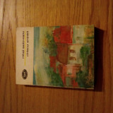 CINTECUL AMINTIRII   -- Mihail Sadoveanu  --  1990, 209 p., Alta editura