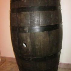 Butoi mare-bar, bavarez