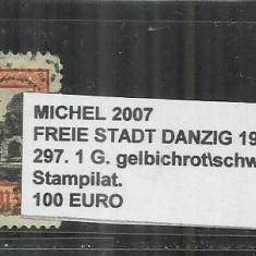 DETSCHES REICH 1938 - 297. 1G.