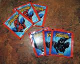Panini SPIDERMAN plicuri noi cu stickere