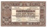 OLANDA 1 GULDEN ZILVERBONNEN 1938 F