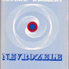 ED. PAMFIL, D. ODAGESCU - NEVROZELE - Carte Neurologie