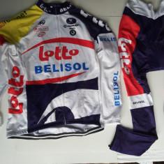 Costum ciclism Lotto termal - Echipament Ciclism Altele, Bluze/jachete