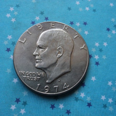 JN. One dollar 1974 D, USA