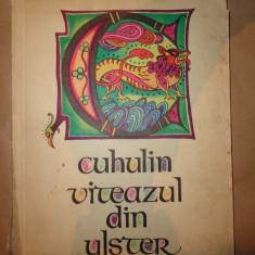 Cuhulin viteazul din Ulster (ilustratii-Val Munteanu) - Carte de povesti