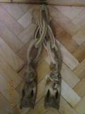 Artizanat kenya,sculptura in lemn dintr-o singura bucata