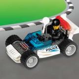 LEGO 4600 Police Cruiser
