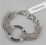 Bratara Fashion GUESS - Argintiu