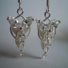Cercei Argint Arwen Evenstar, Lord of the Rings