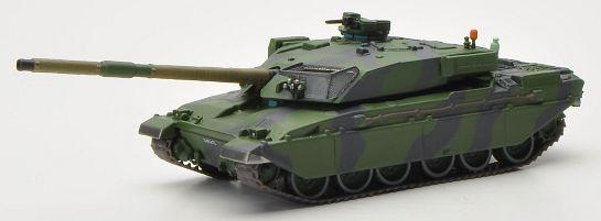 Macheta tanc Challenger United Kingdom - 1984 IXO/ALTAYA scara 1:72