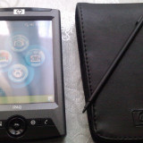 PDA HP IPAQ RX3715FFUNCTIONAL CU BATERIA DEFECTA