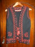 Ilic / vesta  costum popular foarte frumos de femeie.