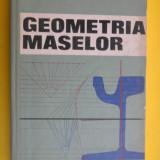 GEOMETRIA MASELOR Ovidiu Dragnea