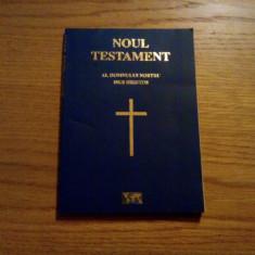 NOUL TESTAMENT AL DOMNULUI NOSTRU ISUS HRISTOS, Alta editura