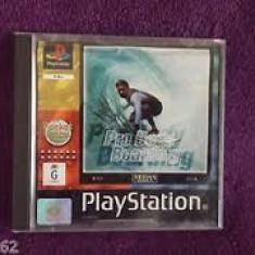 PRO BODYBOARDING JOC ORIGINAL Playstation 1 PS1 PAL UK - Jocuri Sega