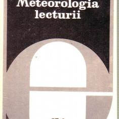 Radu Petrescu - Meteorologia lecturii