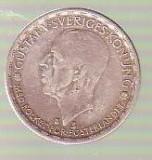 Moneda - 1 coroana 1950 Suedia argint, Europa