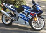 Kit autocolante stickere moto pentru suzuki gsx-r 600 1000 k3