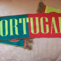 FULAR SUPORTER ECHIPA NATIONALA DE FOTBAL A PORTUGALIEI