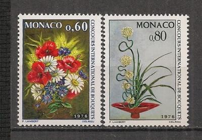 Monaco.1975 Targ international de flori  CM.181 foto