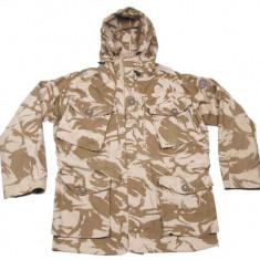Jacheta camuflaj desert - Uniforma militara, Marime: XL