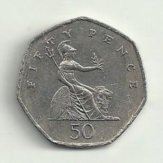 ANGLIA 50 PENCE 1997 [2], Europa