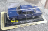 Macheta metal DeAgostini - Mercedes-Benz W115 +revista Masini de Legenda nr.56, 1:43
