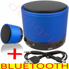 Boxa BLUETOOTH portabila - Boxa portabila, Universala, Conectivitate bluetooth: 1