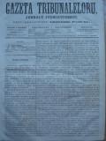 Gazeta tribunalelor , nr.8 , an 1 , 1861