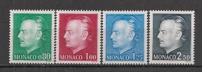 Monaco.1977 Principele Rainier III  CM.172 foto
